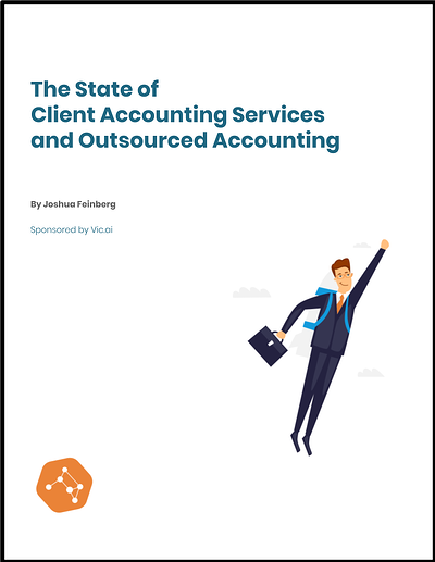 Just complete the from on this page to download the free report: The State of  Client Accounting Services and Outsourced Accounting