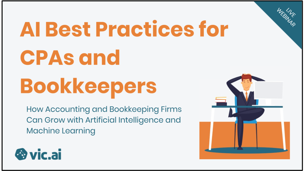Just fill out the short form on this page to get access to the webinar recording of AI Best Practices for CPAs and Bookkeepers.
