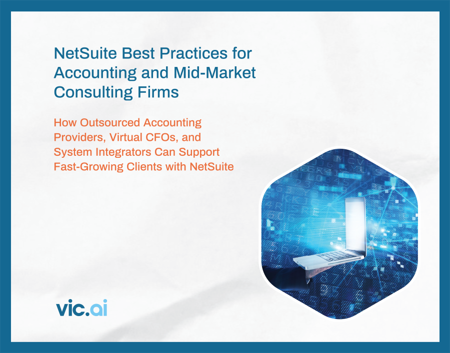 NetSuite Best Practices for Accounting and Mid-Market Consulting Firms [Download the Free eBook]