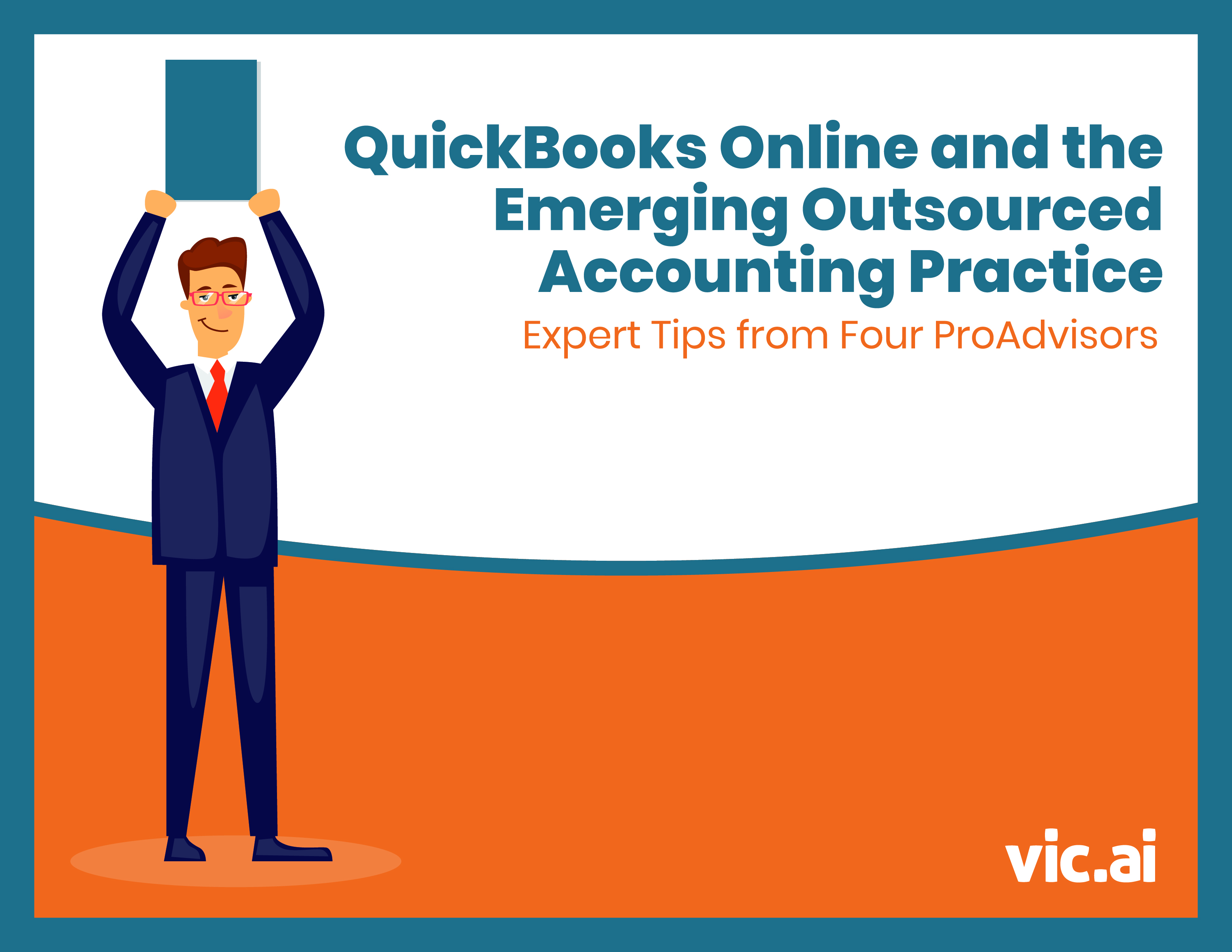 QuickBooks Online and the Emerging Outsourced Accounting Practice [Download Free eBook}